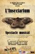 Affiche Insectarium concert automne nacel